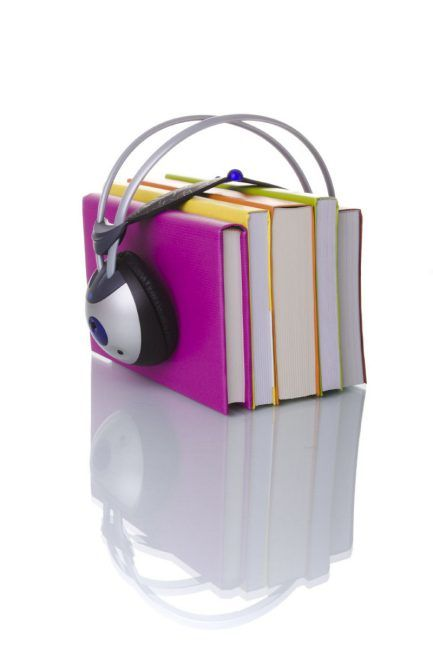 Audio book services